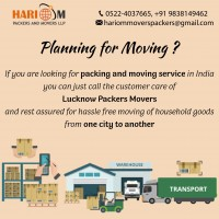 Hariom Packers and Movers Ludhiana Call 09918525081 for Shifting Quote